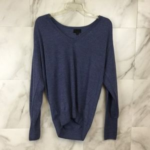 New! J. Crew Feather Cashmere Sweater - Size L